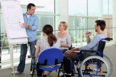 Социализация инвалидов - важный аспект проекта программы социально-экономического развития Беларуси