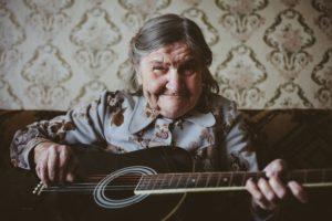 84-летняя Татьяна Владимировна