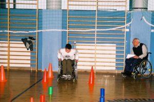 Республиканский слет молодых инвалидов