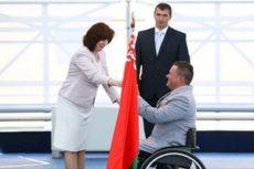 Знаменосцем белорусской сборной на Паралимпийских играх в Рио будет легкоатлет Александр Трипуть
