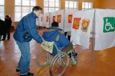 ВЫБОРЫ-2016: В Минске волонтеры помогут инвалидам проголосовать