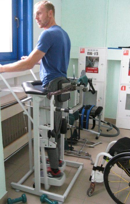 Беларусь: как инвалид-колясочник покорил Европу и чиновников