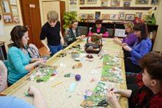 Новоселье расширило возможности отделения дневного пребывания для инвалидов в Пинске
