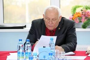 Председател ЦП В.П. Потапенко