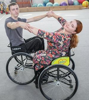 Александра Городникова и Михаил Мясникович