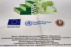 В Беларуси проходит STEPS-исследование