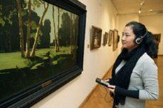Аудиогиды для инвалидов по зрению появятся в Национальном художественном музее Беларуси
