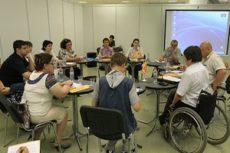 В Московском районе молодых женщин с инвалидностью научат быть лидерами
