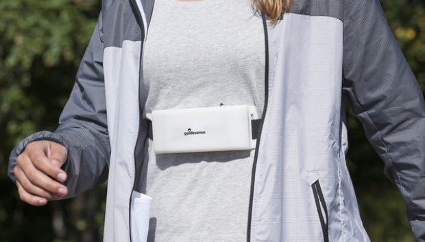Финские инженеры разработали нагрудный радар для слепых