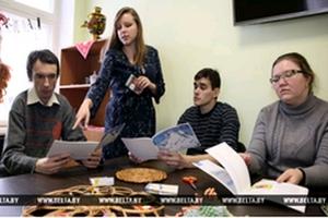 Клубный дом для реабилитации душевнобольных открылся в Витебске
