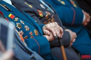 На дополнительную поддержку ветеранов, пожилых и инвалидов в 2017 году выделено более 12 млн рублей