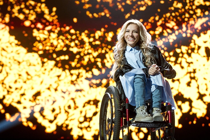 Кто такая Юлия Самойлова и почему она поедет на Евровидение