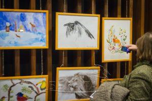 Мы есть - Ника Сандрос раскрывает таланты художников-самоучек