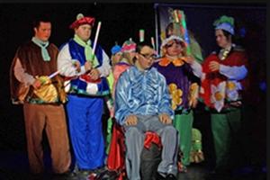 """Международный фестиваль особых театров """"Непратаптаны шлях"""" в 13-й раз открывается в Бресте"""