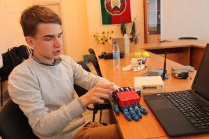 Изобретение гомельского студента поможет людям после инсульта