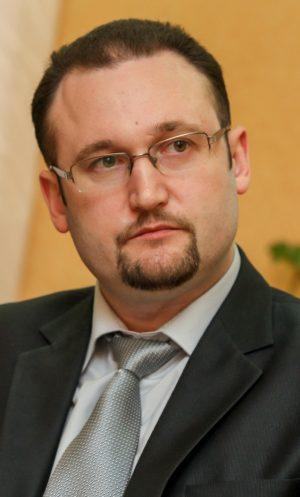 Олег ПОСКРОБКО, первый заместитель министра ЖКХ