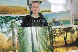 Большой художник маленького роста - Виктор Золотилин