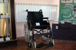 Более 2 тыс. инвалидов обеспечены креслами-колясками в январе-марте