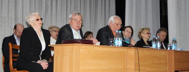 Отчетное собрание Гродненской ОО «БелОИ»