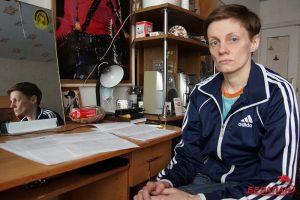 41-летней Наталье Василенко приходится выживать на 75 рублей в месяц