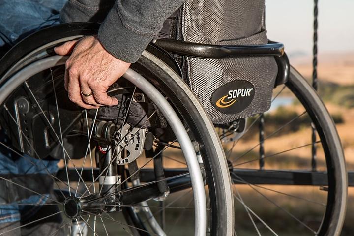 Работа для инвалида. Сложно найти - легко потерять