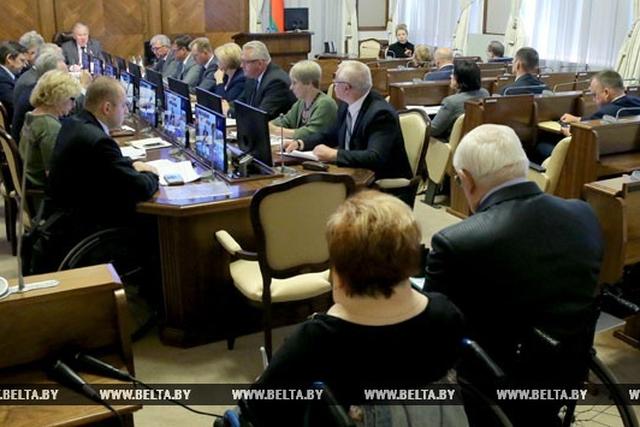 Выполнение национального плана по реализации Конвенции о правах инвалидов обсудили в Совмине