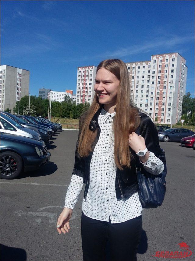 19-летняя Виктория Кришталь