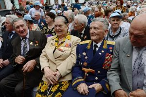 С начала года путевки в санатории получили 42 ветерана и инвалида Великой Отечественной войны