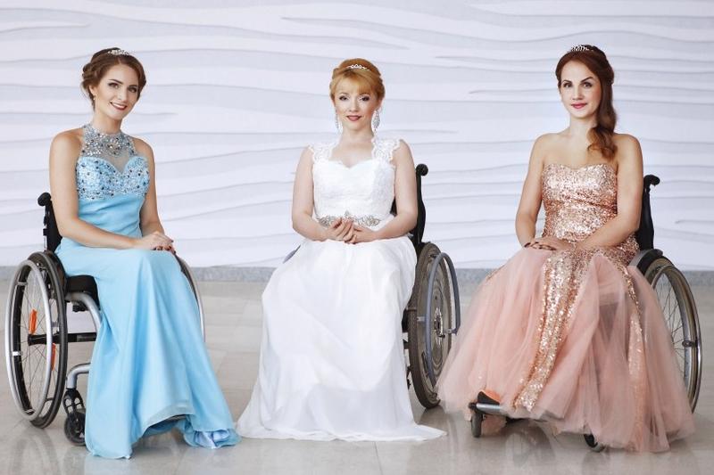 Международный конкурс красоты для девушек колясочниц