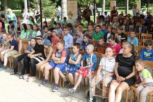 Центр соцреабилитации детей-инвалидов и инвалидов «Росток» превратился в «территорию здоровья»