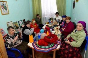 В Леснянском доме-интернате для престарелых и инвалидов осенью откроется новое отделение