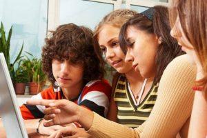 Детский социальный IT-лагерь открылся в Гомельском районе