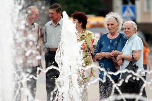 Почти каждый второй получатель соцуслуг на дому - в возрасте 80 лет и старше