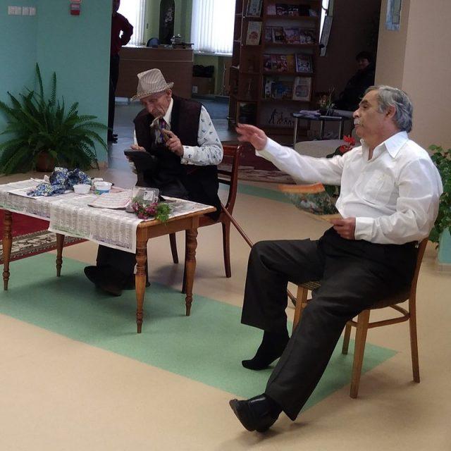 В ролях Владимир Шимбаревич и Роман Мирзоян.