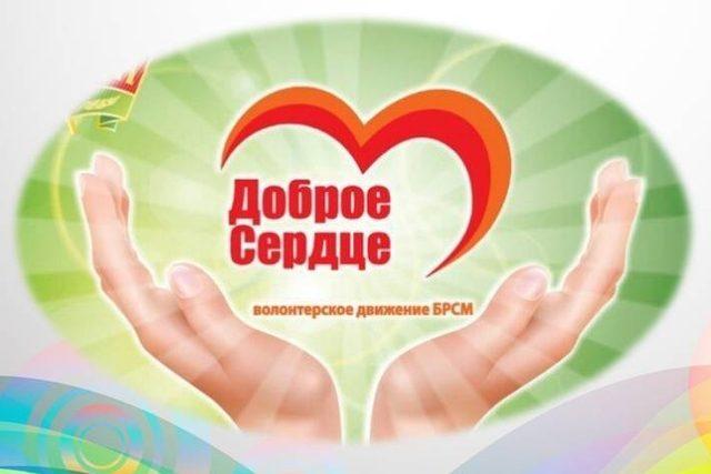 Волонтеры БРСМ помогут людям с ограниченными возможностями добраться до участка в дни голосования на выборах в местные Совета депутатов 28-го созыва