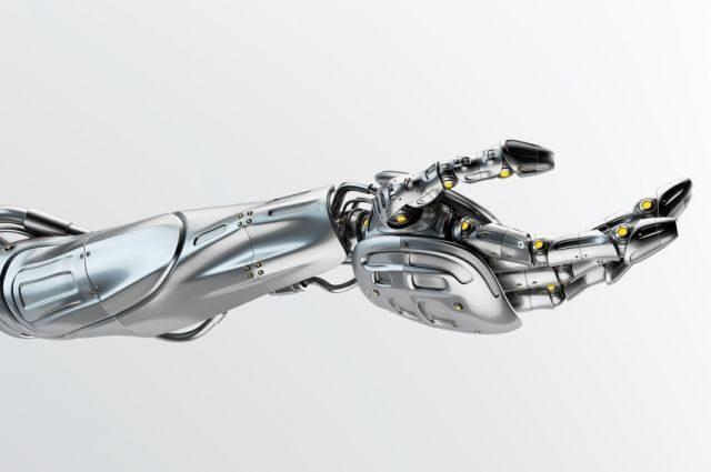В Швейцарии создан экзоскелет руки, контролируемый силой мысли