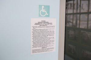 Застройщик подарил людям с инвалидностью помещение в Каменной Горке. Но есть проблемы