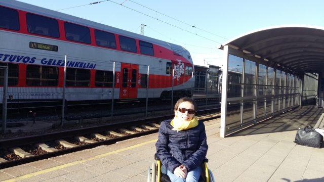 Дарья Лис - А давайте я вам расскажу про поезда?