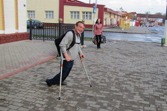 Для карьеры нет барьеров - Иван Фомченко из Добруша