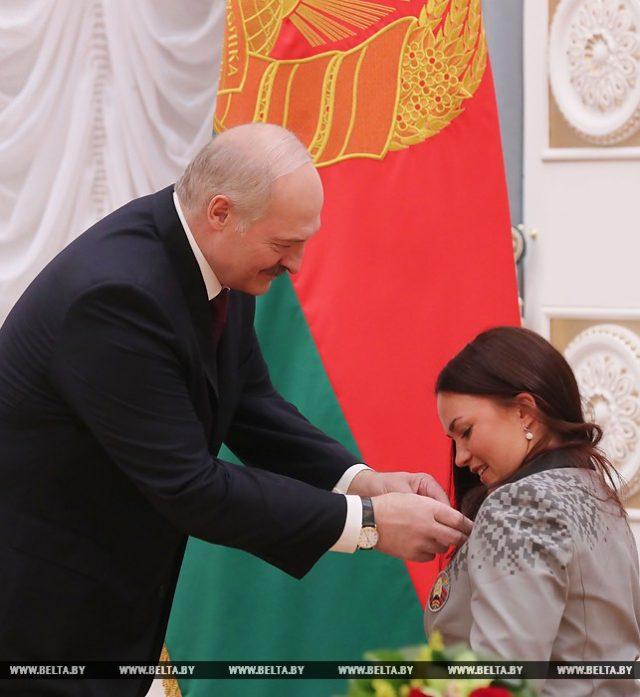 призер зимних Паралимпийских игр 2018 года Лидия Графеева