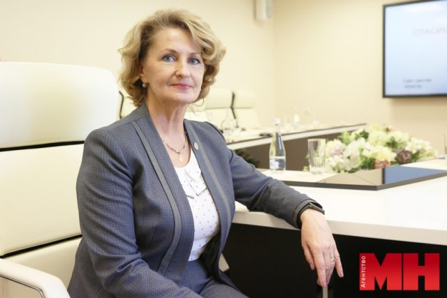 Заместитель начальника главного управления организации медицинской помощи Министерства здравоохранения Республики Беларусь Татьяна Мигаль