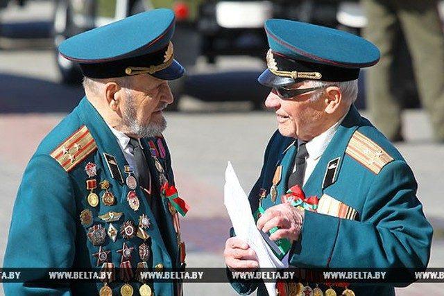 В Минске бытовые услуги ветеранам ВОВ в мае предоставят со скидками