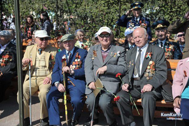 Костевич: забота о ветеранах - один из приоритетов социальной политики
