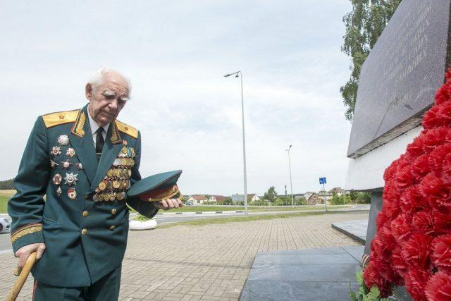 В Беларуси проживают 8412 ветеранов ВОВ