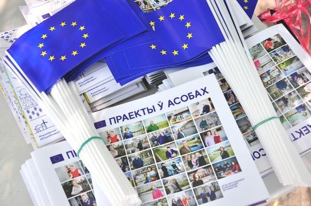 В Минске открылась фотовыставка «Праекты ў асобах»