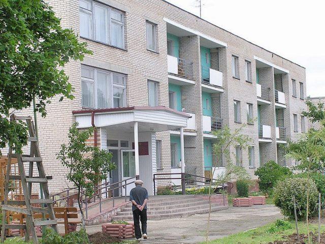 В Вороновском доме-интернате проверяющими отмечены нарушения правилпожарной безопасности