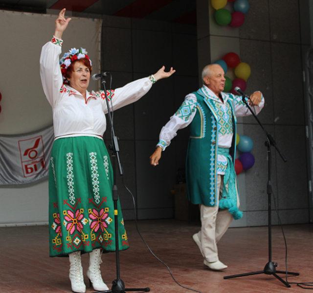 XII Республиканский фестиваль национальных культур в Гродно