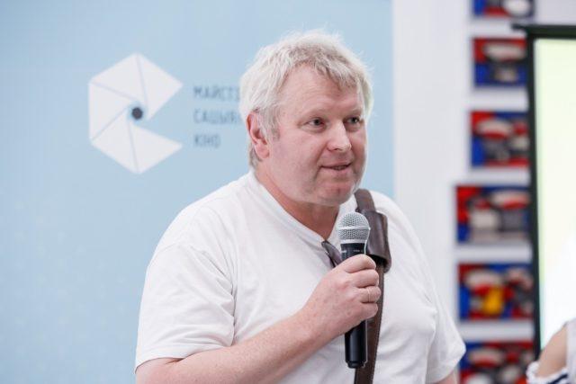 Виктор Аслюк - режиссер документального кино