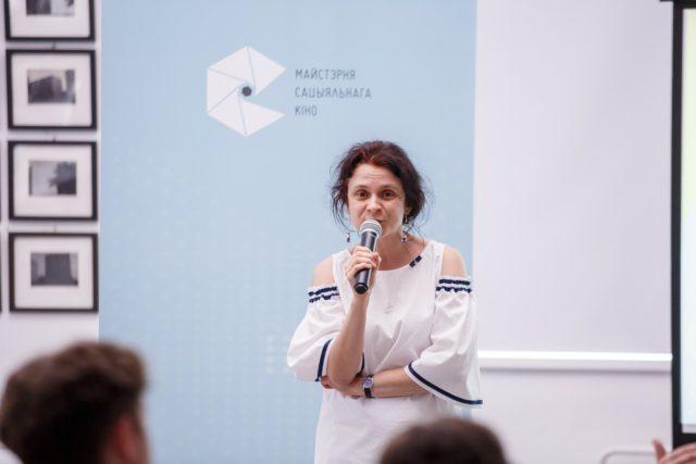 Ольга Дашук - режиссер документального кино