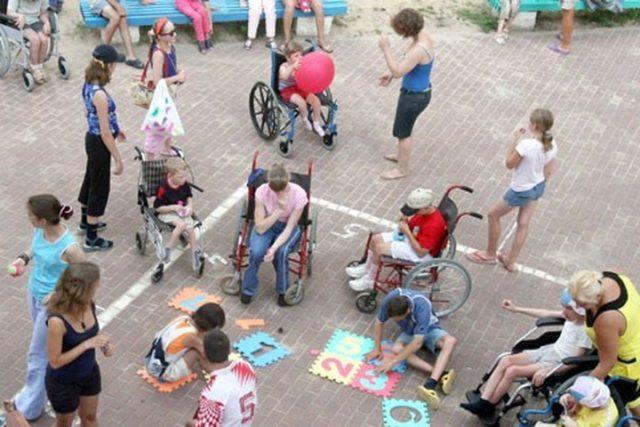 Минский центр соцобслуживания семьи откроет отделение дневного пребывания для детей-инвалидов